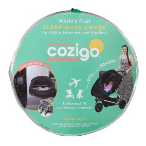 Moonlight Baby Sleep Consultant Melbourne - Cozigo Pram cover sleep on the go packaging