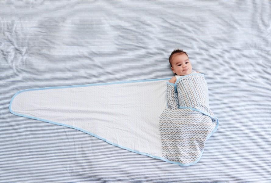 Miracle blanket steps_ 5