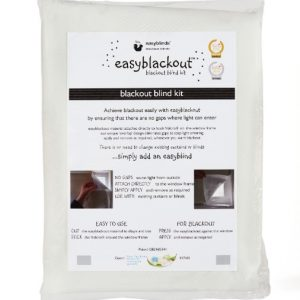 Moonlight Baby Sleep Consultant Melbourne - Easy blackout blinds cream packaging