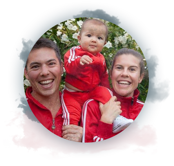 Moonlight Baby Sleep Consultant Melbourne - happy rested family