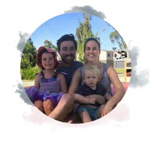 Moonlight Baby Sleep Consultant Melbourne - Happy family