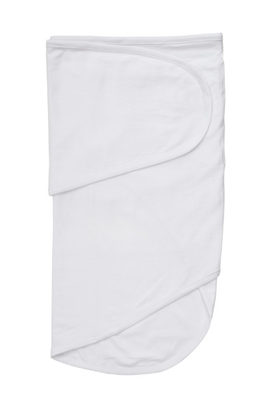 Moonlight Baby Sleep Consultant Melbourne - Miracle Blanket White swaddle - swaddling to contain startle reflex