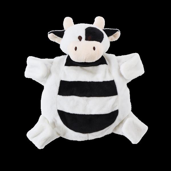 SLeepytot Cow - holds baby dummies sleeping aid