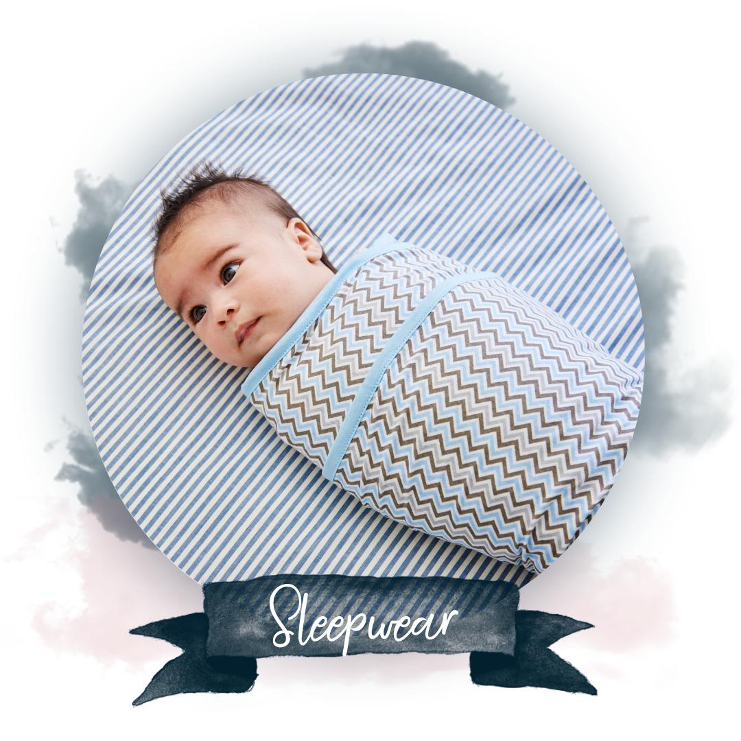 Sleepwear Category Moonlight Baby Sleep