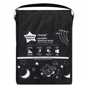 Gro anywhere Portable Blackout Blind Moonlight Baby Sleep