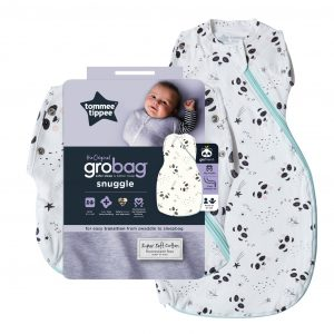 Grobag Snuggle Little Pip Panda Moonlight Baby Sleep