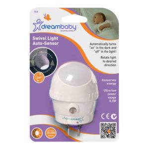 Dreambaby swivel light